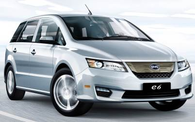 futuro dos carros chineses byd e6