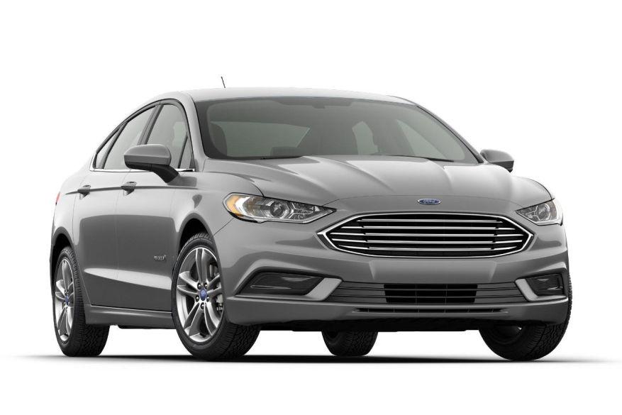 carros americanos ford fusion hybrid