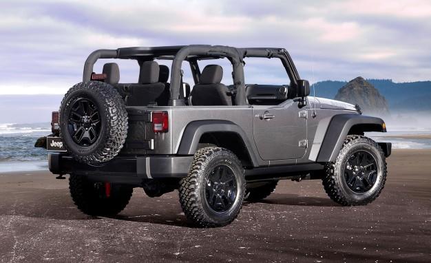 jeep wrangler estepe atrás
