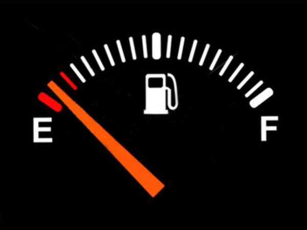 como funciona marcador de combustível