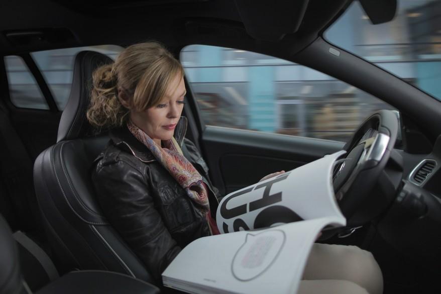 conforto e facilidade carros autônomos