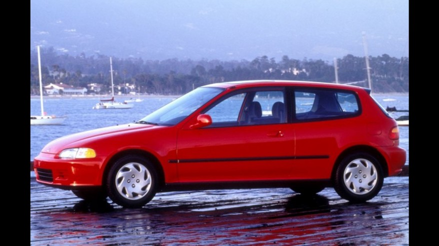 Honda Civic VTi 1993