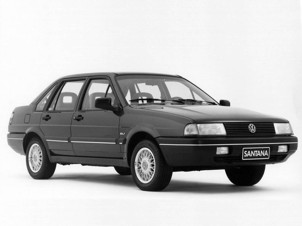VW Santana GLSi 2.0