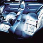 BMW 328i E46 interior
