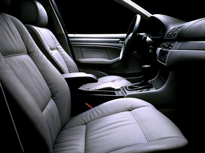 BMW Série 3 E46 luxo