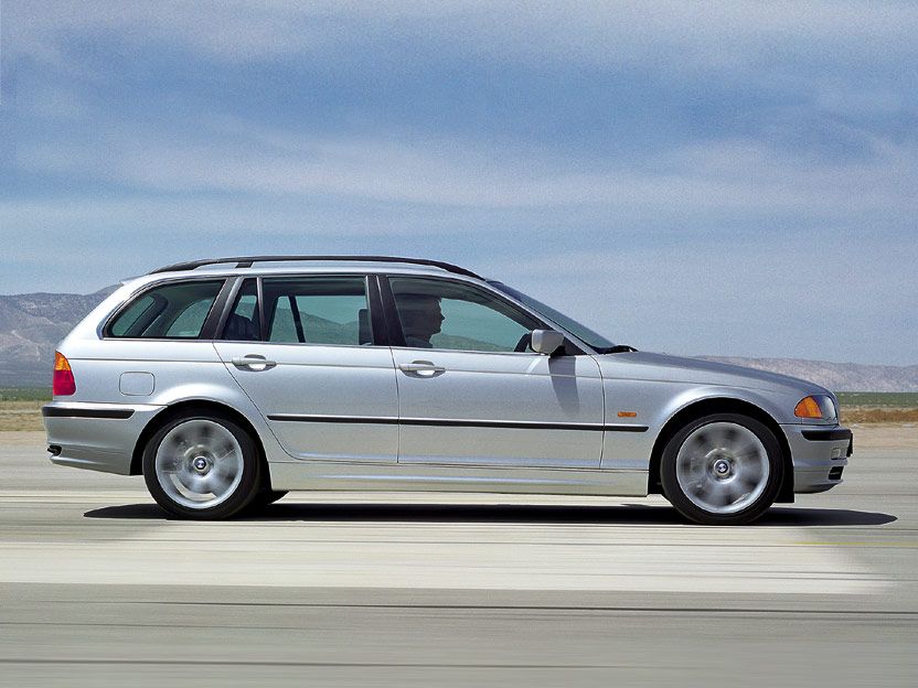 BMW Série 3 Touring E46
