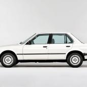 BMW Série 3 E30 foto perfil