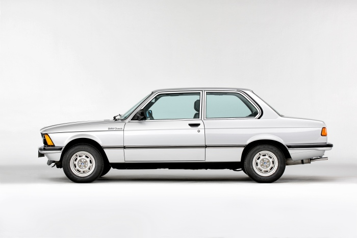 BMW antiga