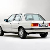 BMW antigo