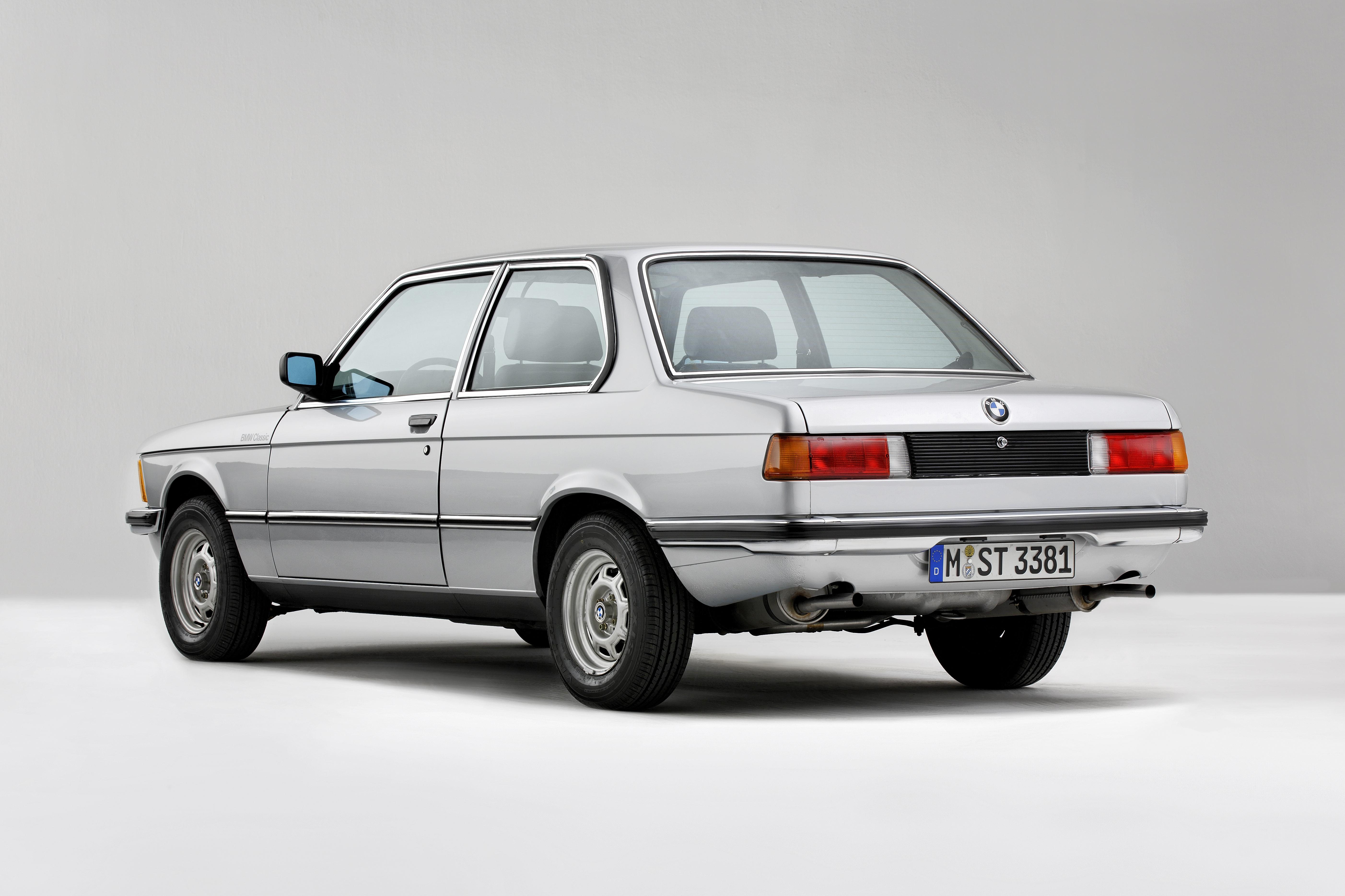 BMW anos 70