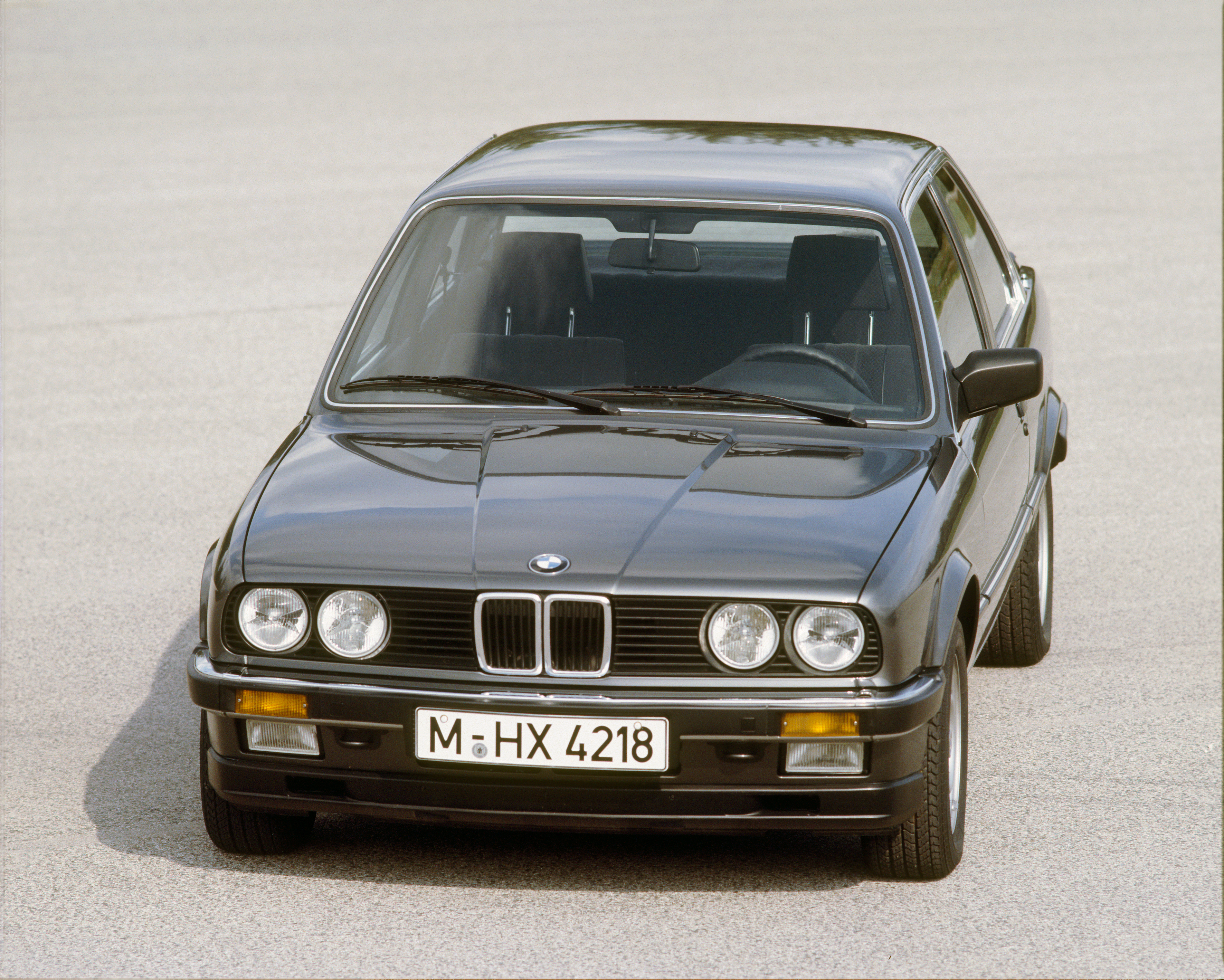 fotos de BMW antigas