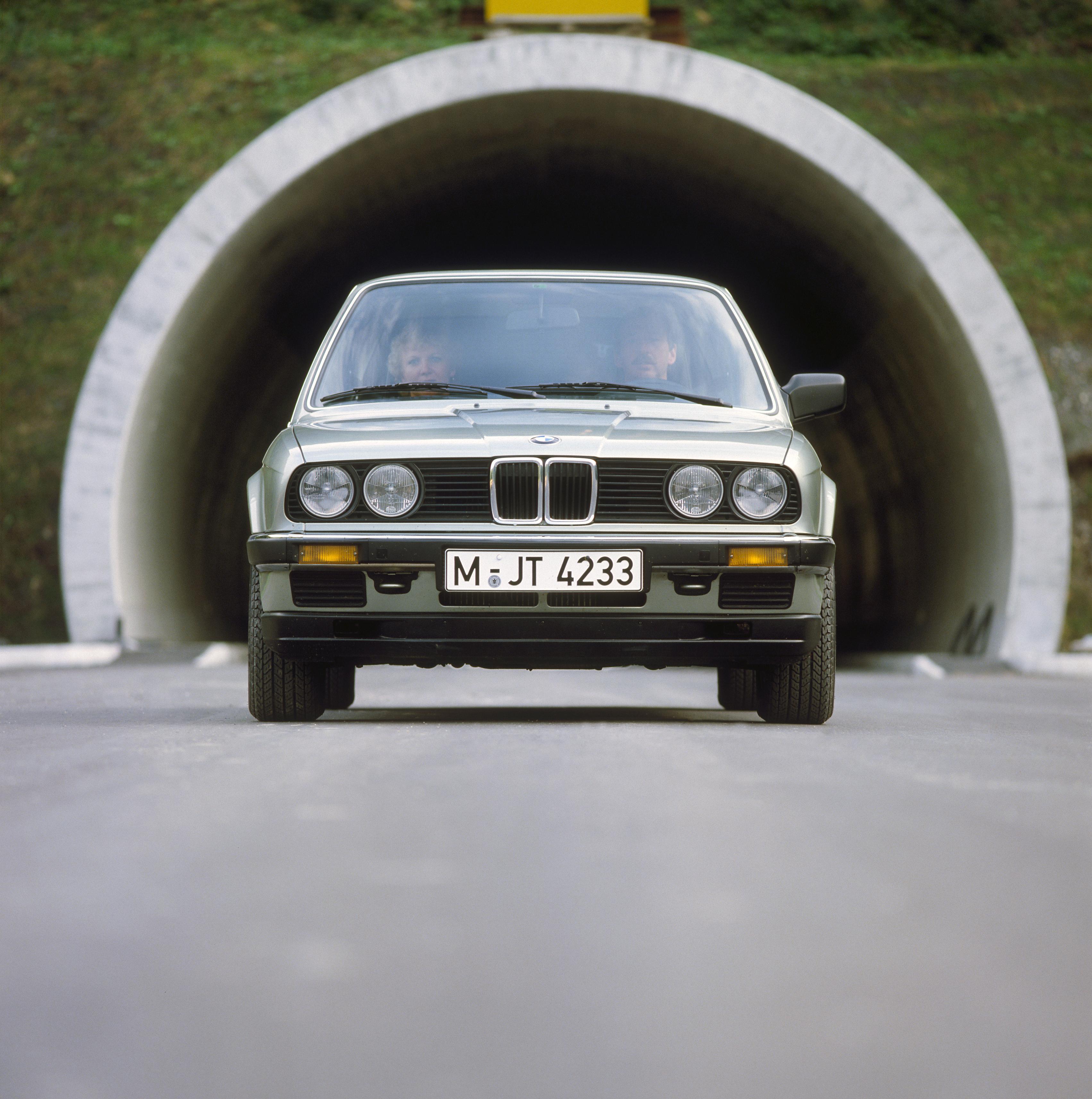 fotos de BMW clássicas