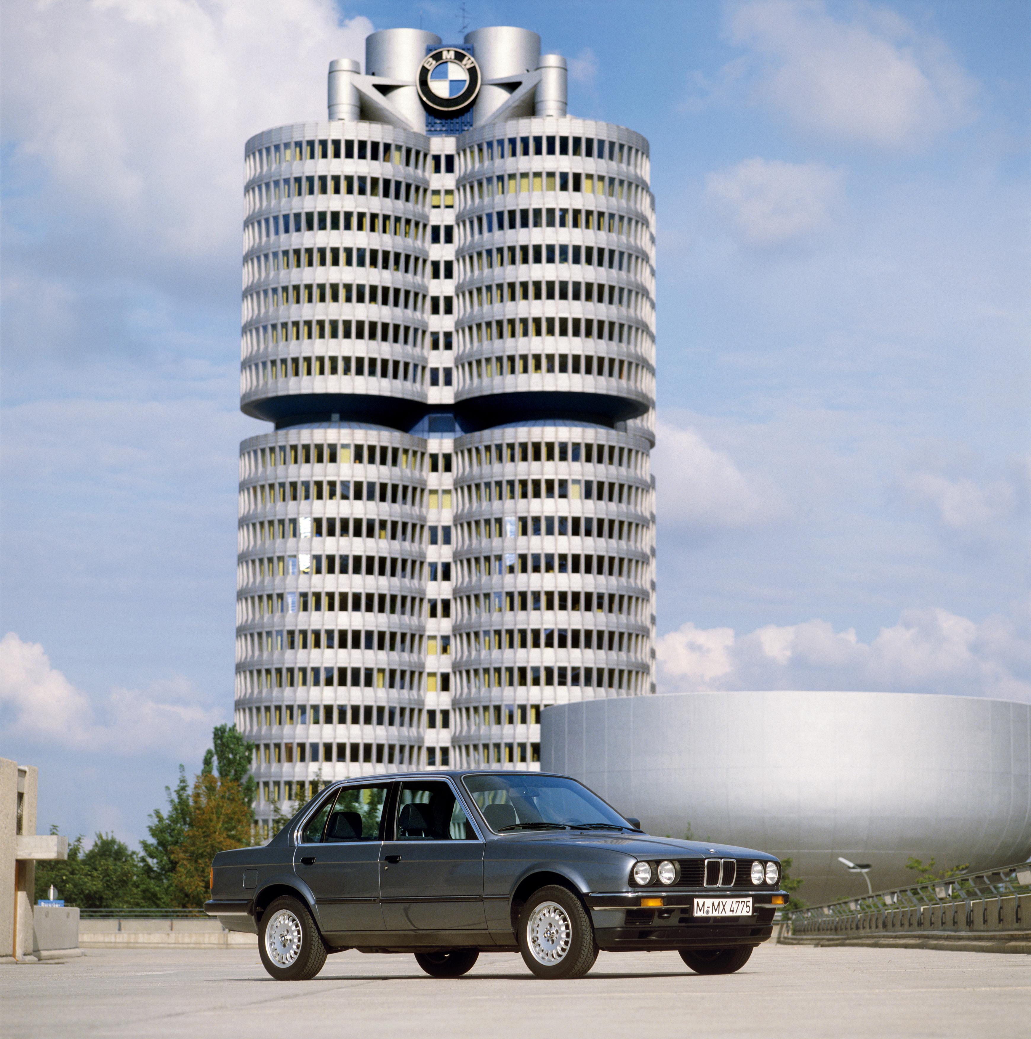 sede da BMW munique