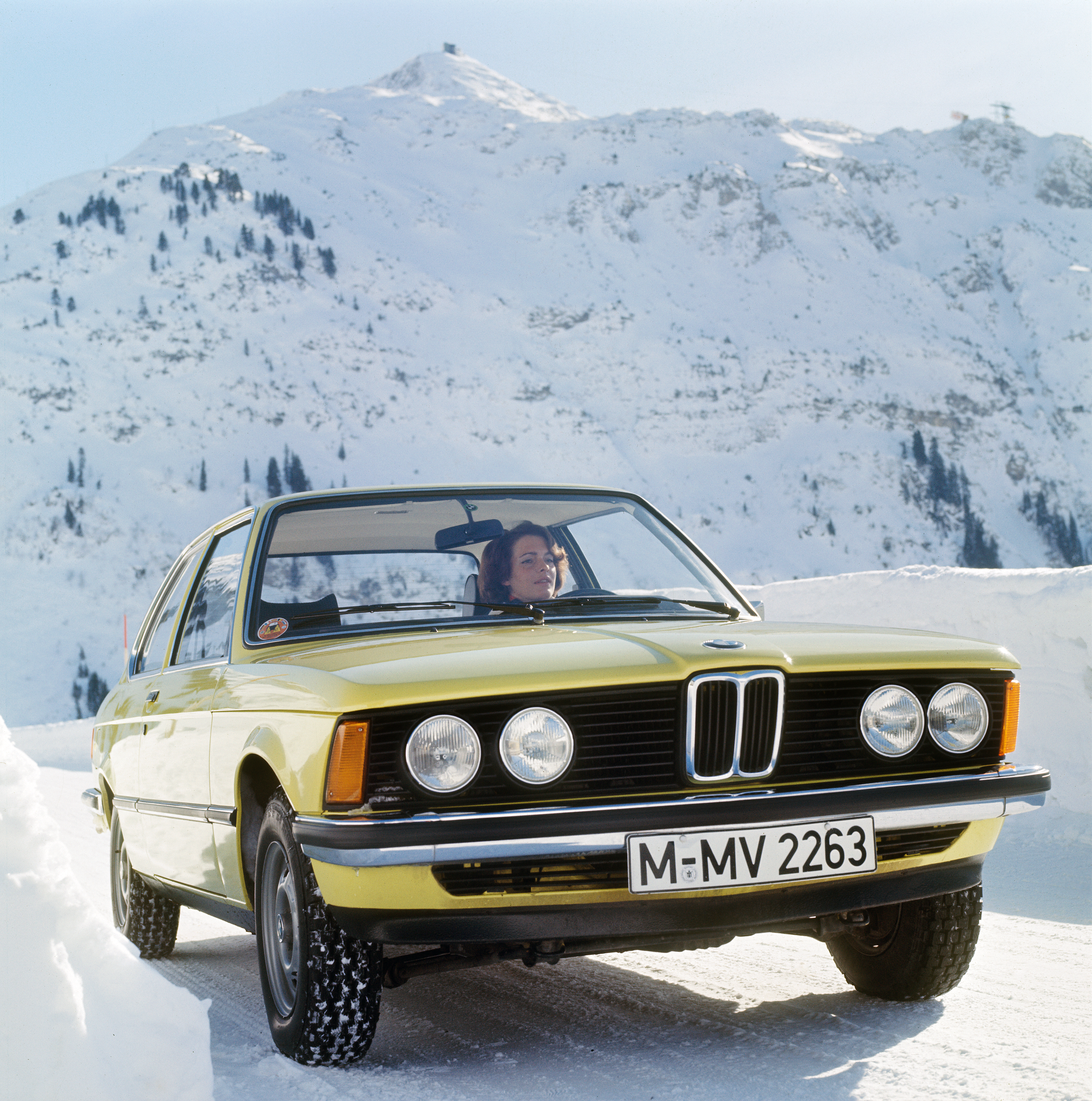 primeira BMW Série 3