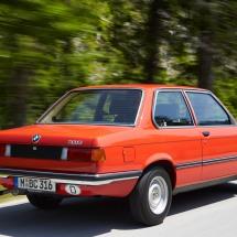 BMW Série 3 1975 clássica