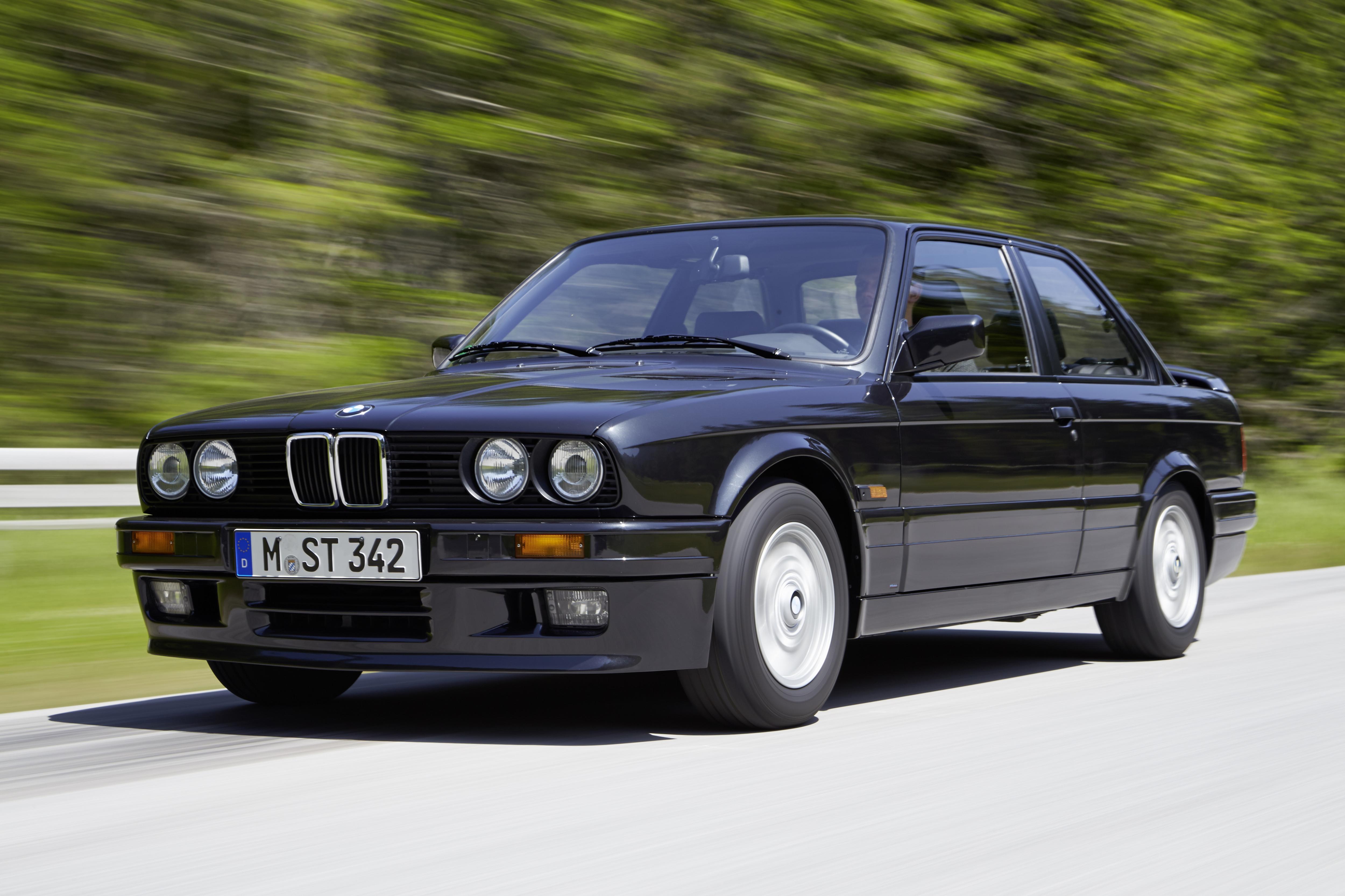 BMW Série 3 2ª geração