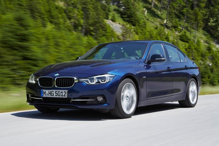 fotos de BMW Série 3 F30 alta definição