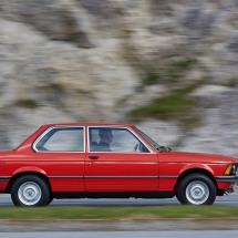 BMW Série 3 E21 1975