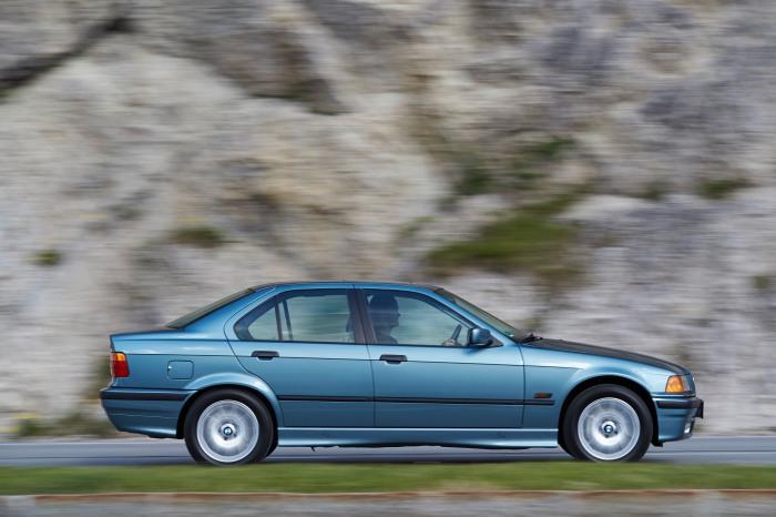 BMW Série 3 E36 importada
