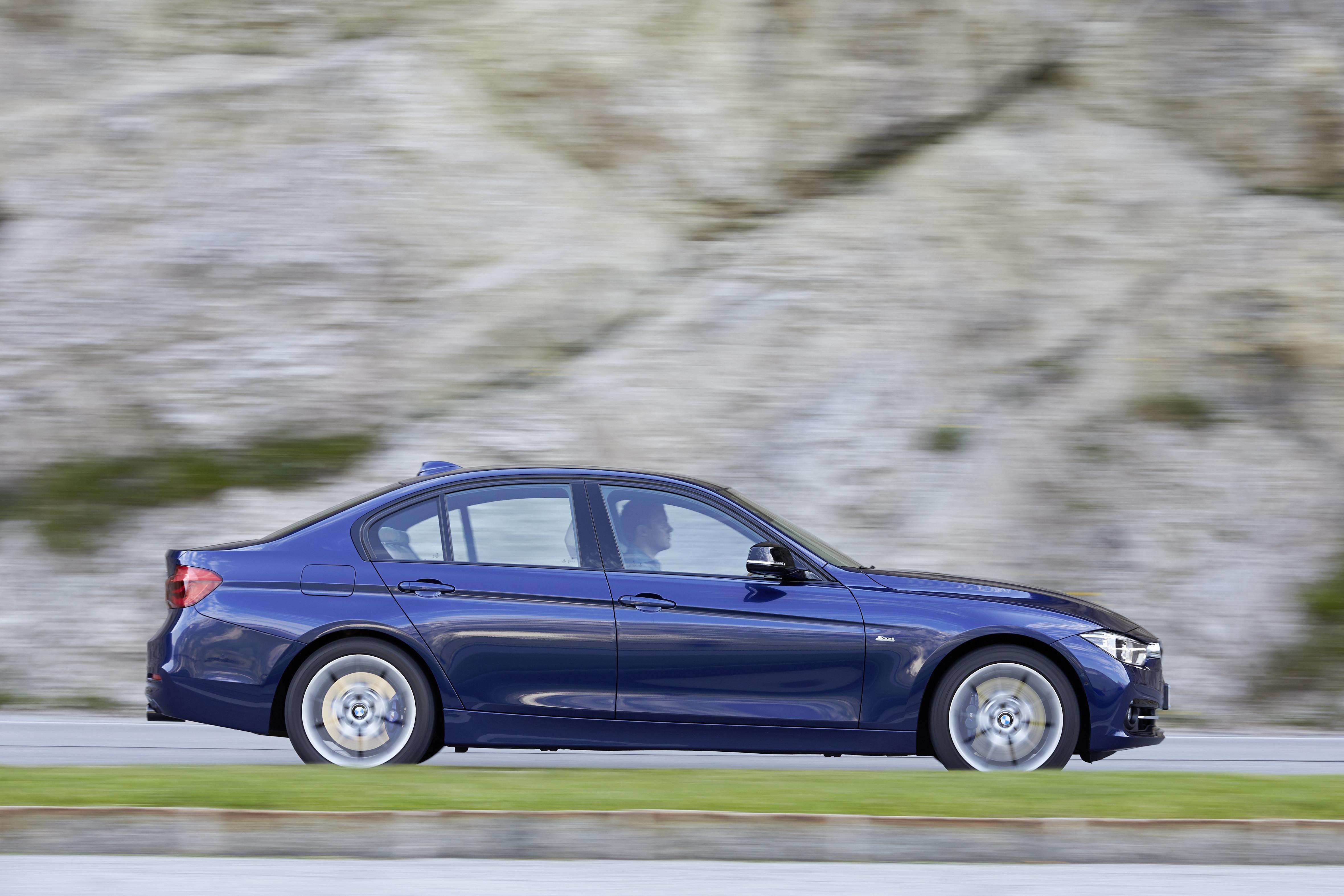fotos de BMW Série 3 alta