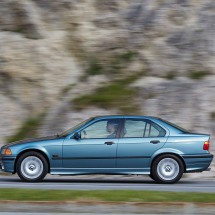 BMW Série 3 E36 brasil