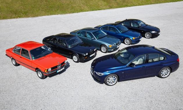 história da BMW Série 3