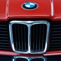 grade duplo rim BMW clássico