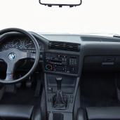 BMM Série 3 E30 interior
