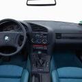 BMW 328i E36 interior