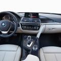 bmw série 3 F30 2016 foto HD interior