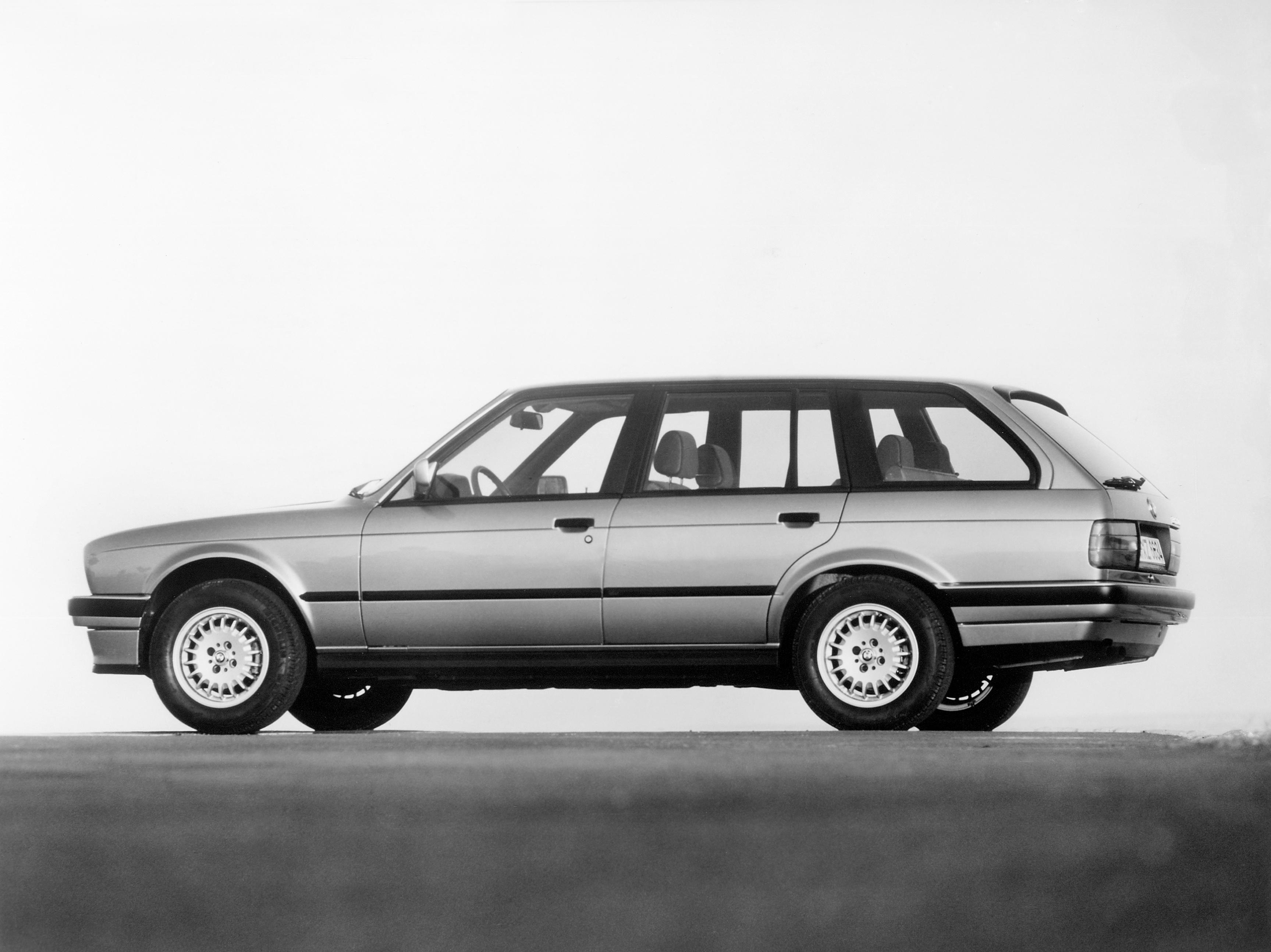 perua BMW