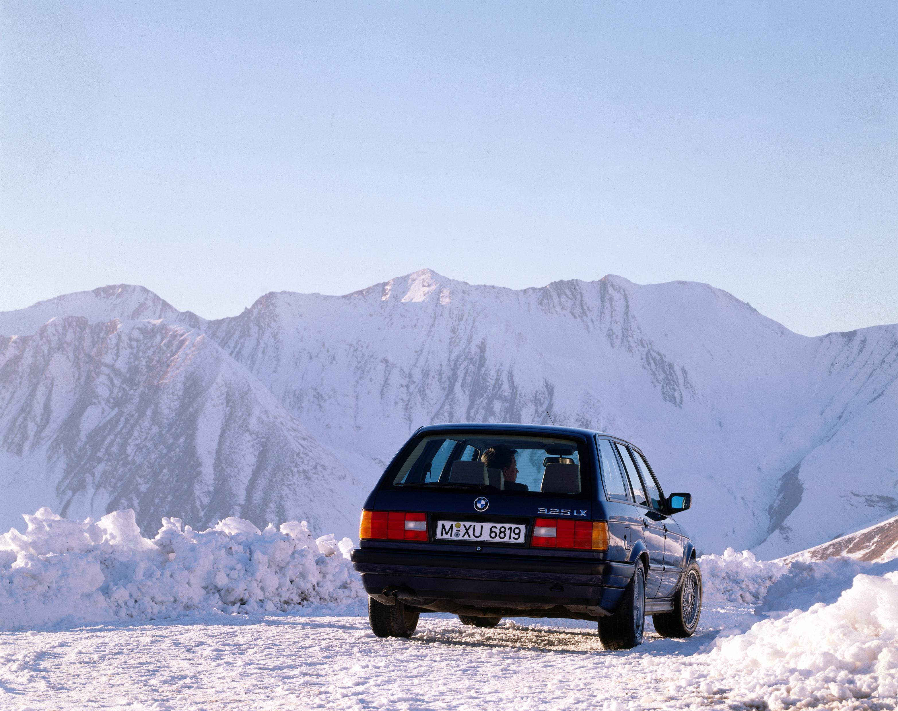 BMW Série 3 station wagon