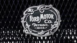 emblema ford motor company 1906