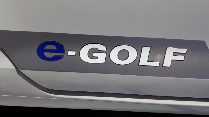 adesivo e-golf