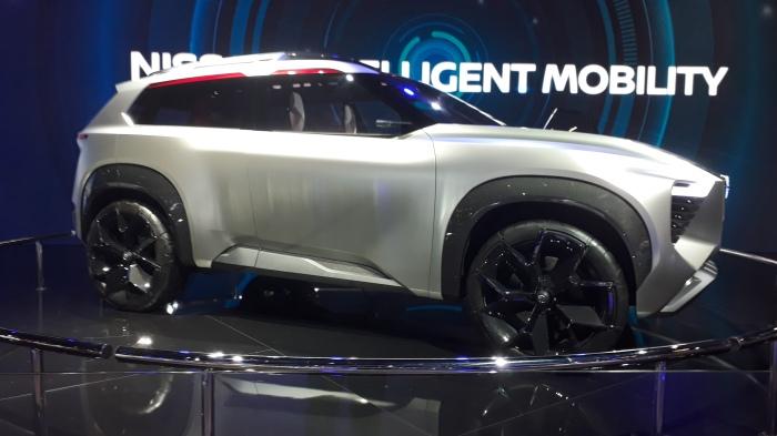 SUV concept nissan