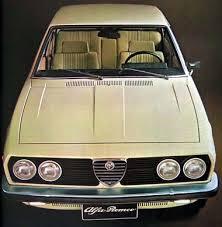 Alfa Romeo 2300 Ti 1980