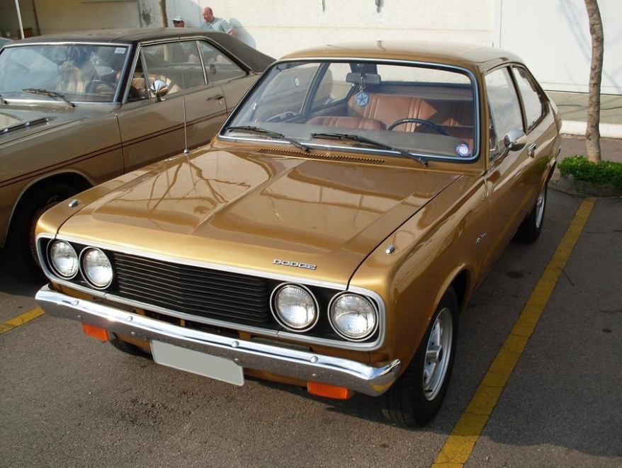 Dodge Polara 1.8 1976