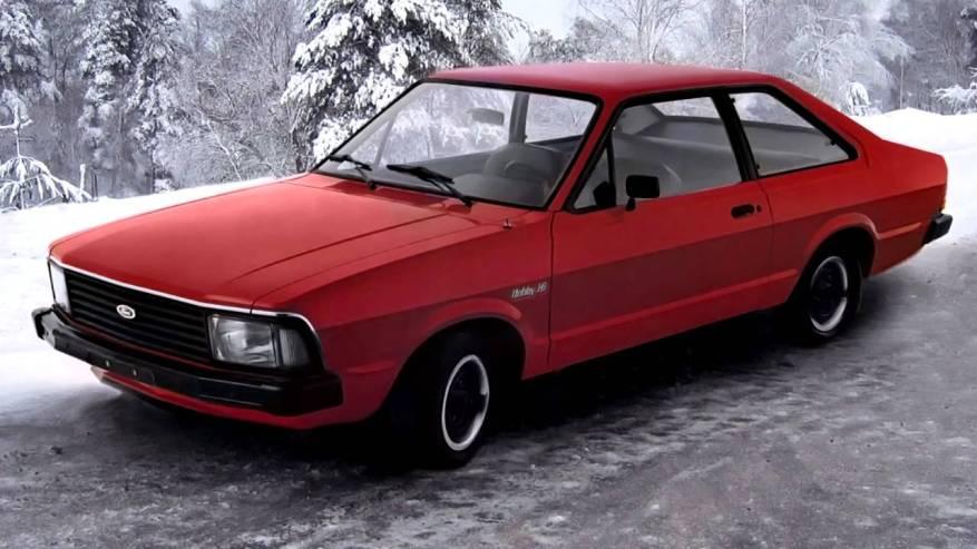 ford corcel II 1980
