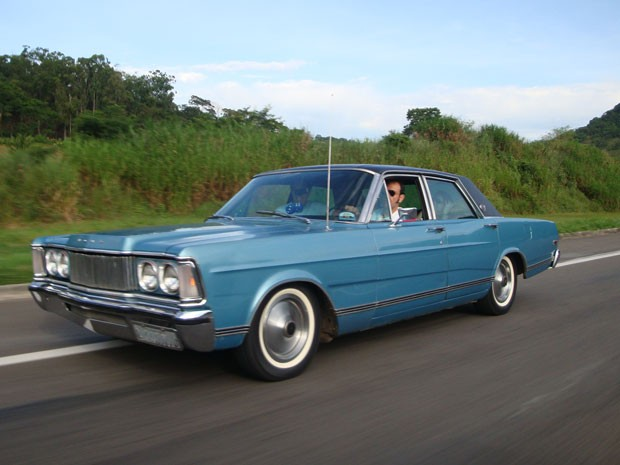 ford galaxie ltd anos 70