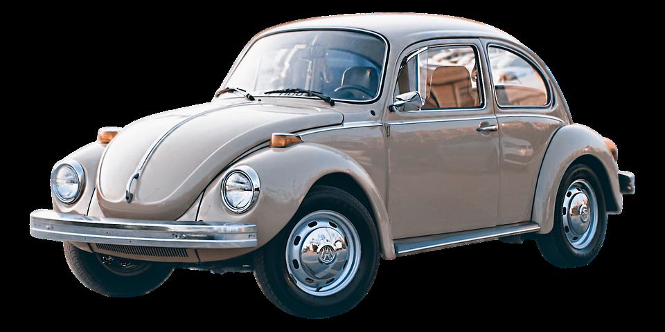VW Fusca carro para a vida toda