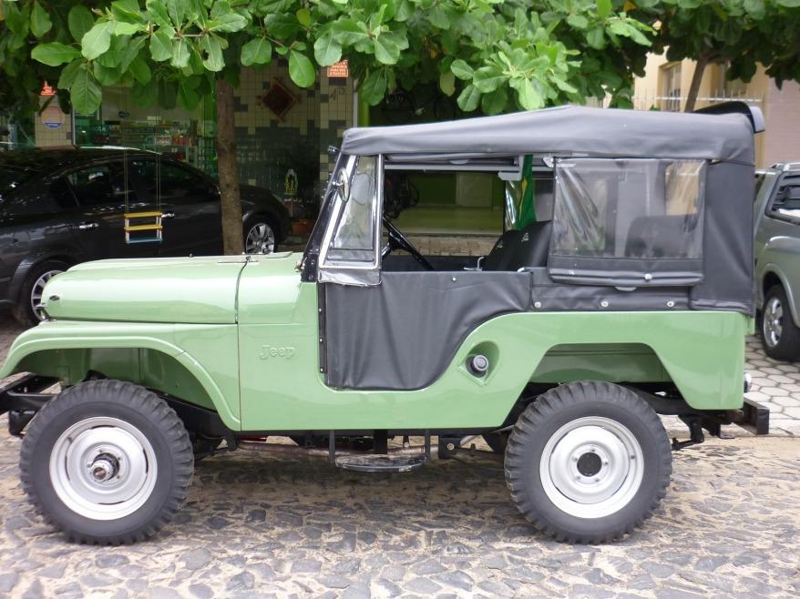 Jeep Universal 1970
