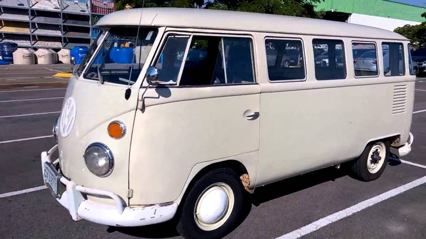 kombi standard 1960