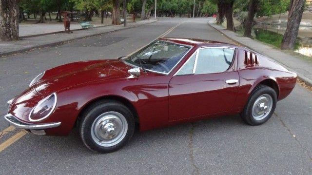 Puma GT motor 1600 aircooled anos 70