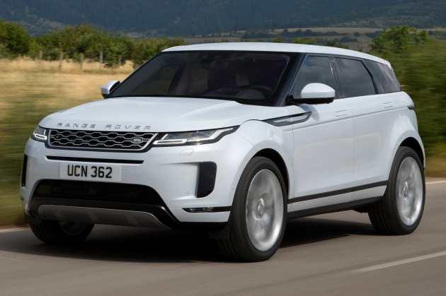 land rover evoque 2019 mild hybrid