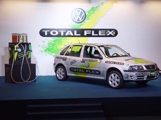 VW Gol 1.6 AP Total Flex 2003