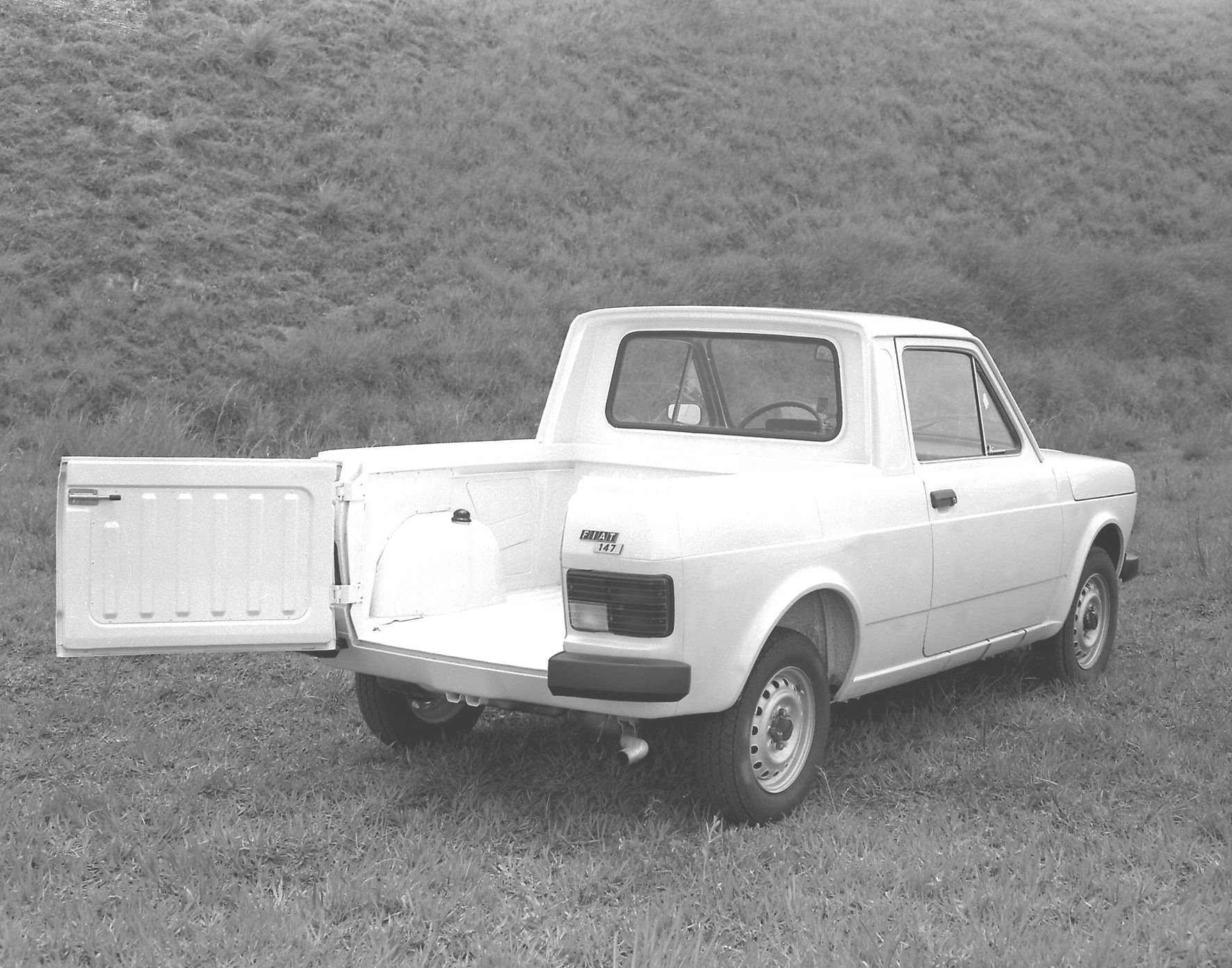fiat 147 pickup picapes compactas